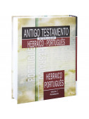 Antigo Testamento Interlinear - Hebraico/ Português - Vol. 1 - (SBB)